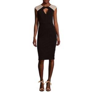 Jax Stud Detail Bodycon Dress